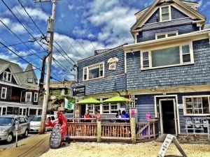 lobster tacos on Cape Cod