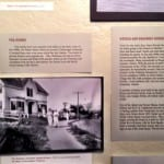 Woods Hole history exhibit
