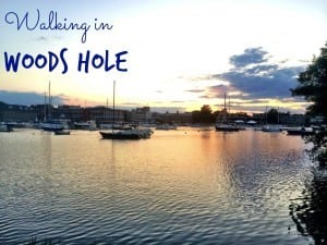 Relax in Woods Hole MA