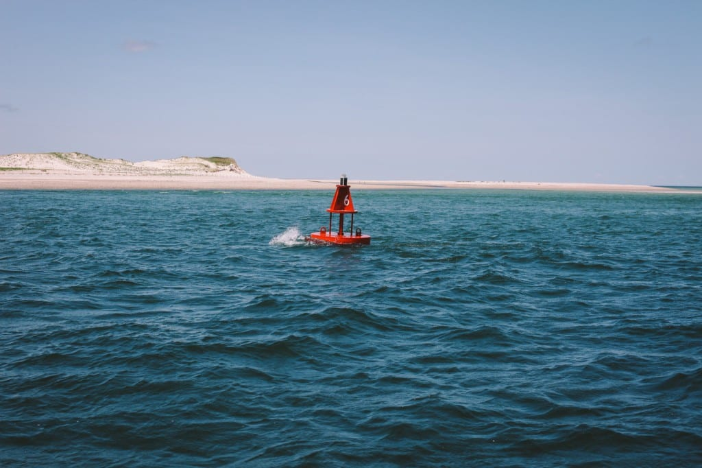 Buoy returning to Barnstable Harbor