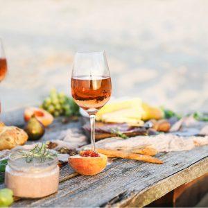 Rose Wine Dinner
